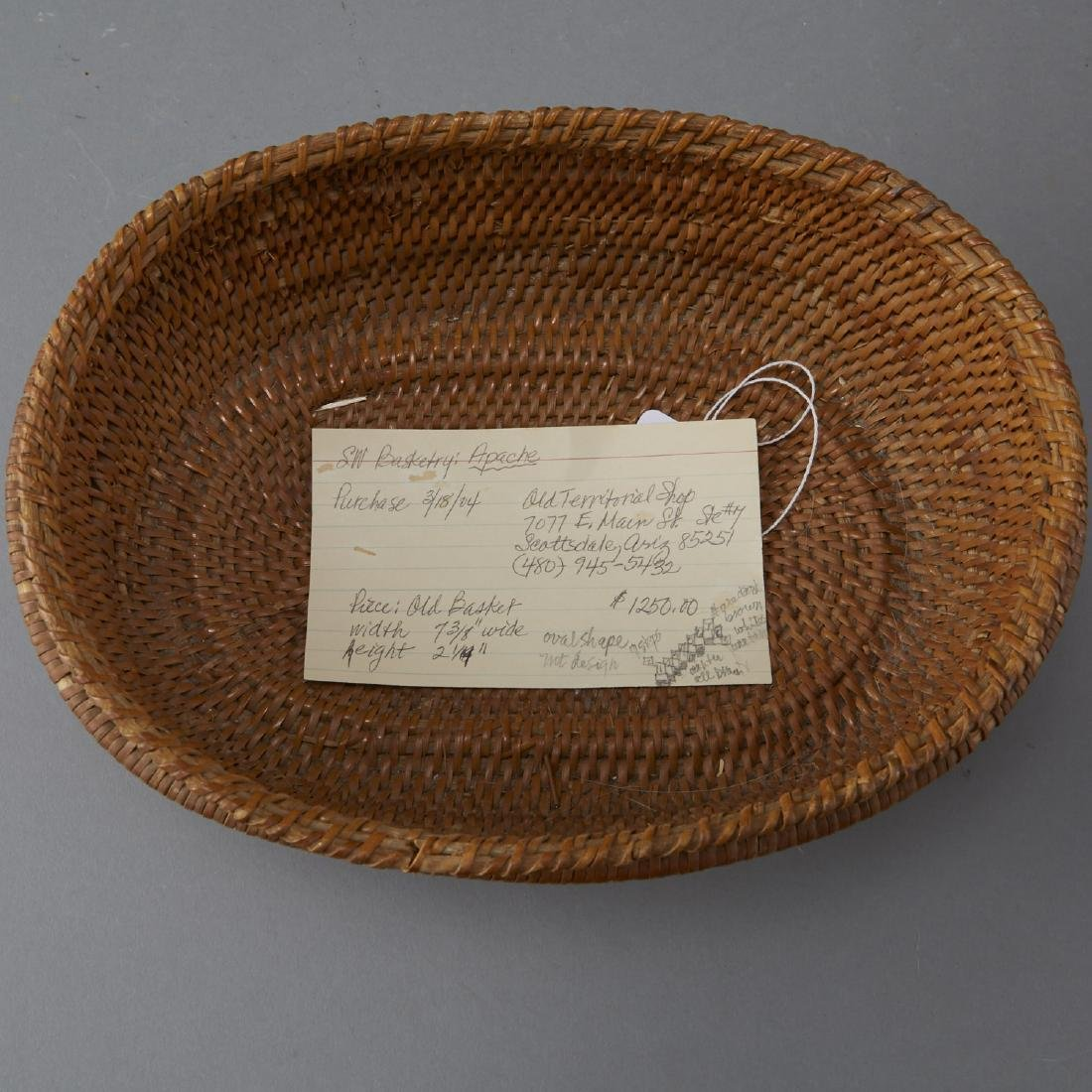 Group of 14 Native American Baskets - 7