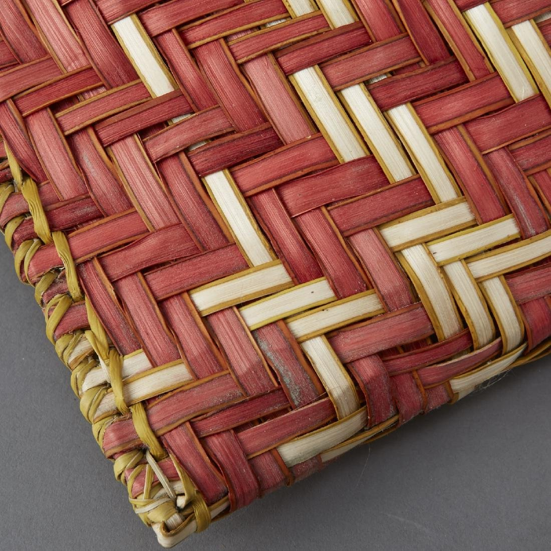 Group of 11 Native American Woven Objects - 3