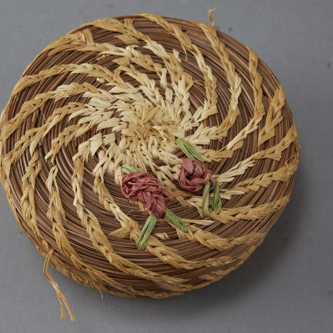Group of 11 Native American Woven Objects - 5