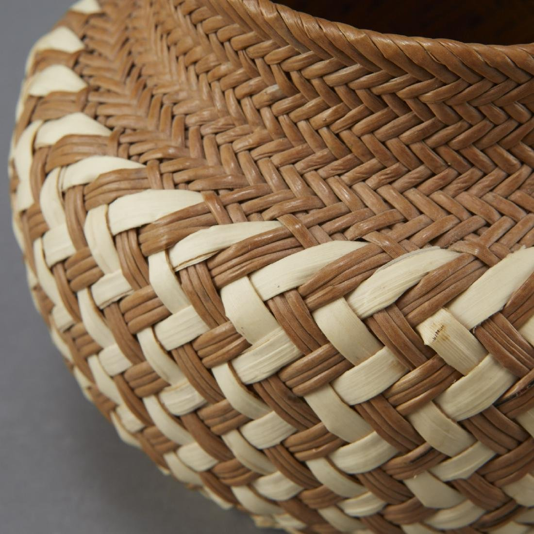 Group of 11 Native American Woven Objects - 7