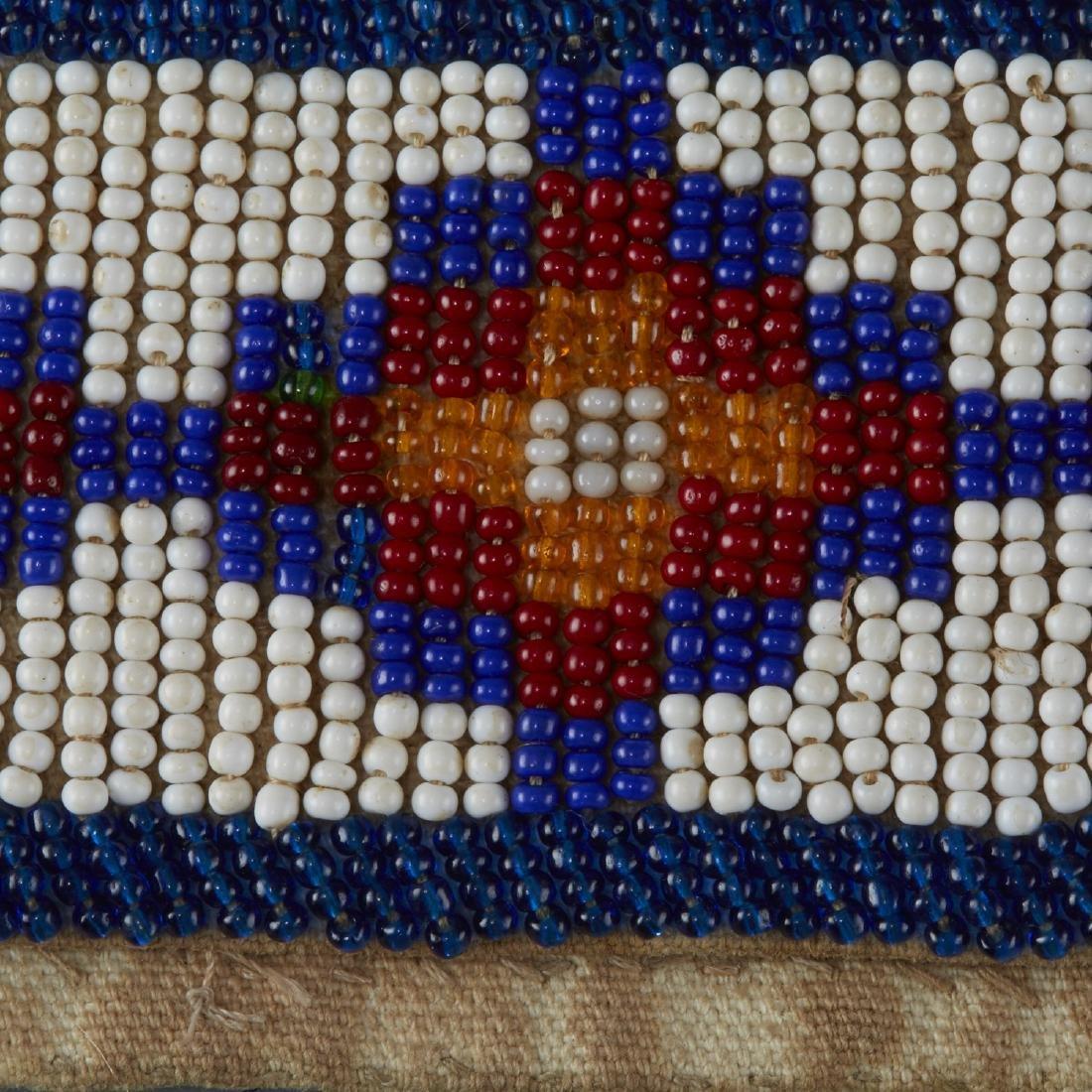 6 Native American Beaded Belts - 2