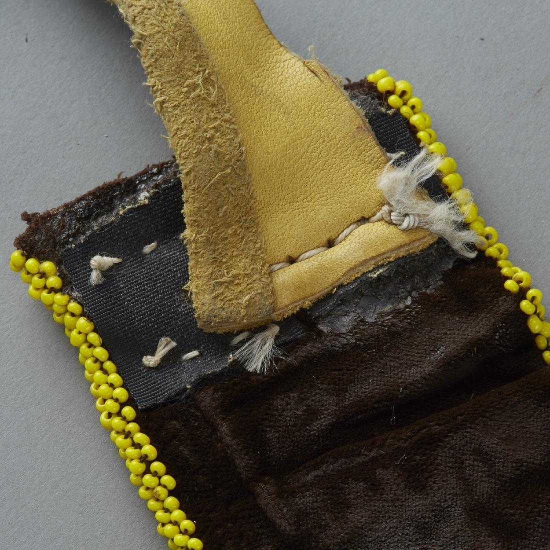 6 Native American Beaded Belts - 5