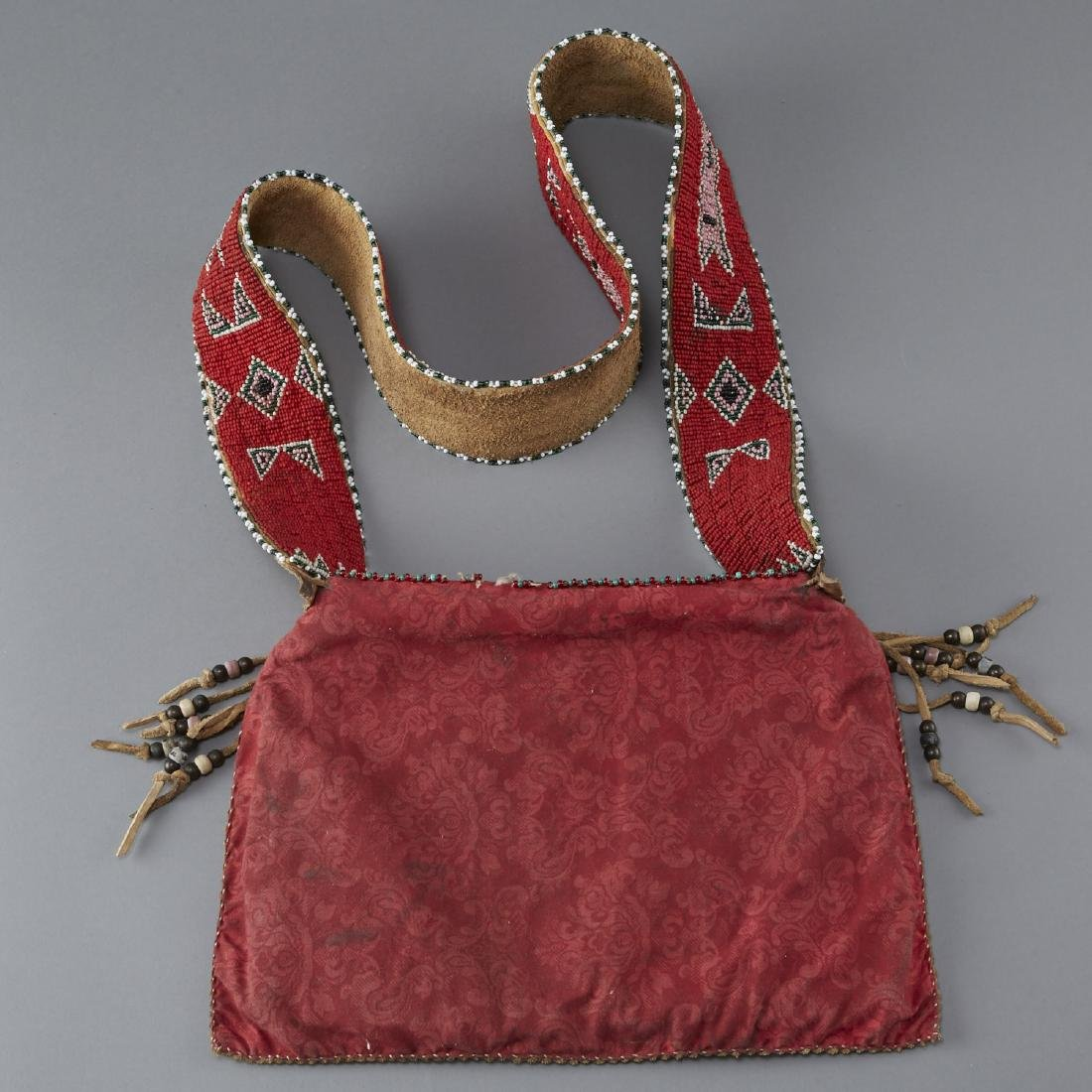 Sioux Leather Bandolier Bag - 2