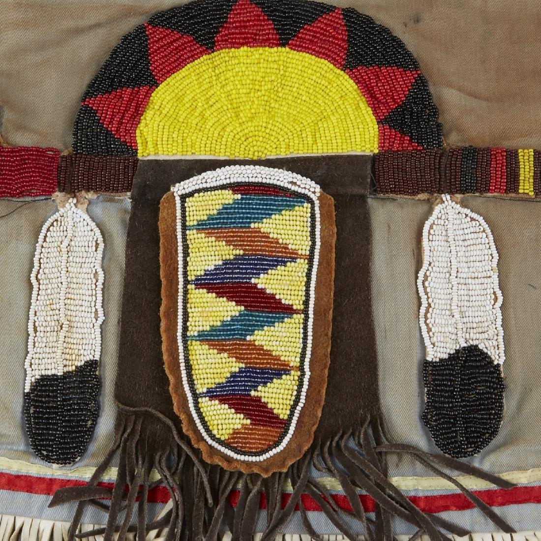 6 Native American Beaded Objects Cheyenne - 2