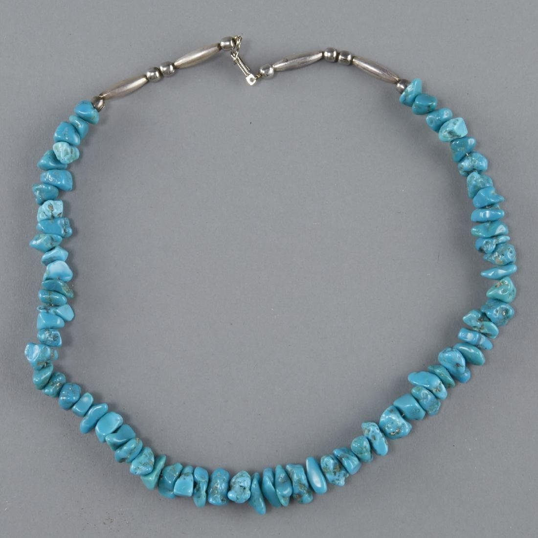 Southwestern Jewelry Silver, Turquoise, etc. - 5