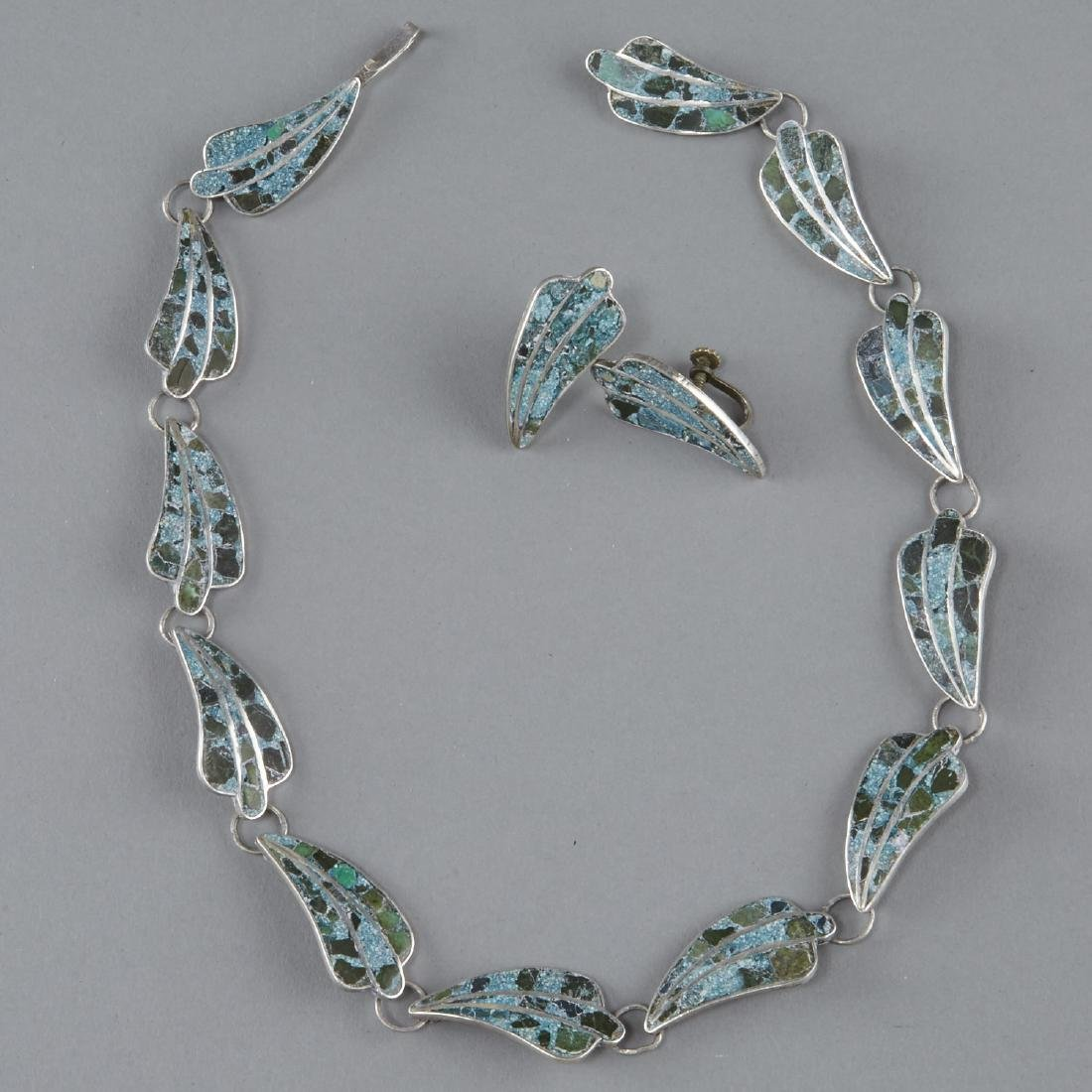 Southwestern Jewelry Silver, Turquoise, etc. - 6