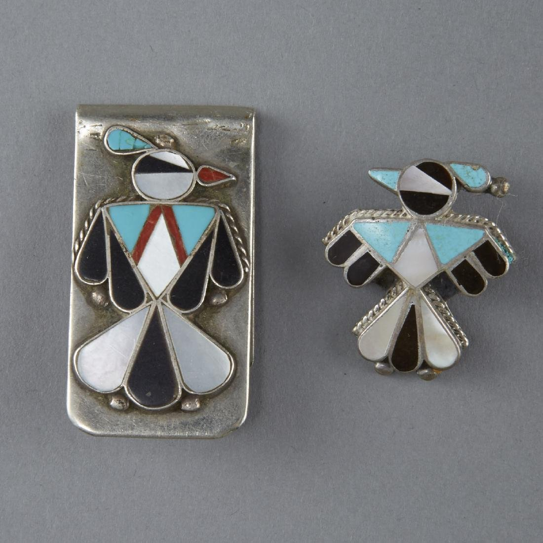 Southwestern Jewelry Silver, Turquoise, etc. - 8