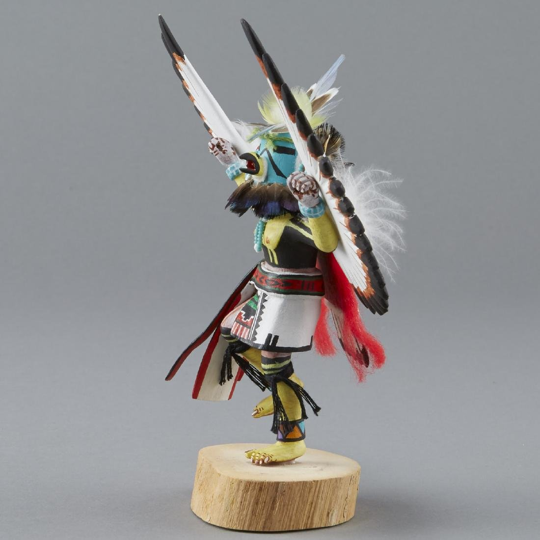 Mary Shelton Dancing Eagle Kachina
