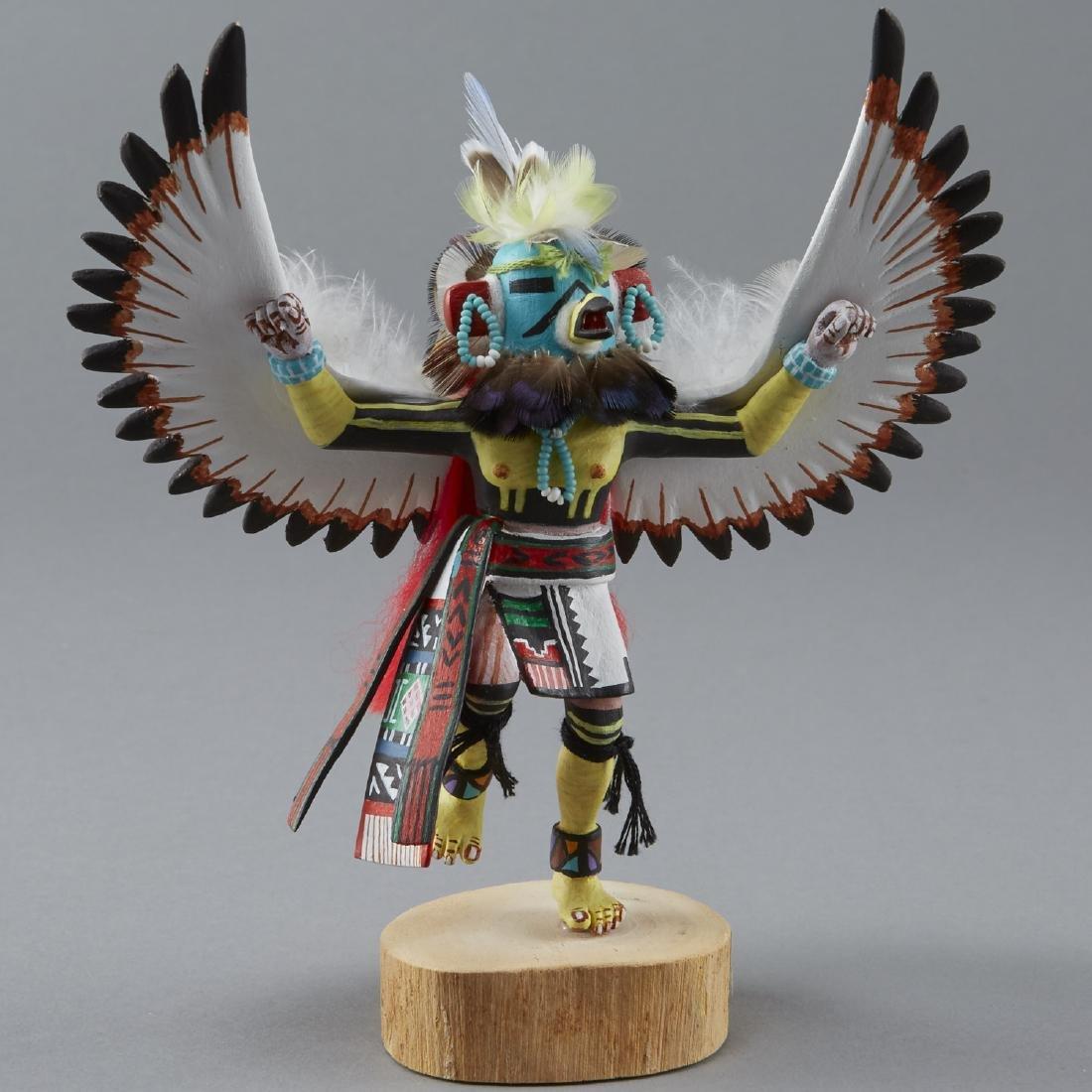 Mary Shelton Dancing Eagle Kachina - 2