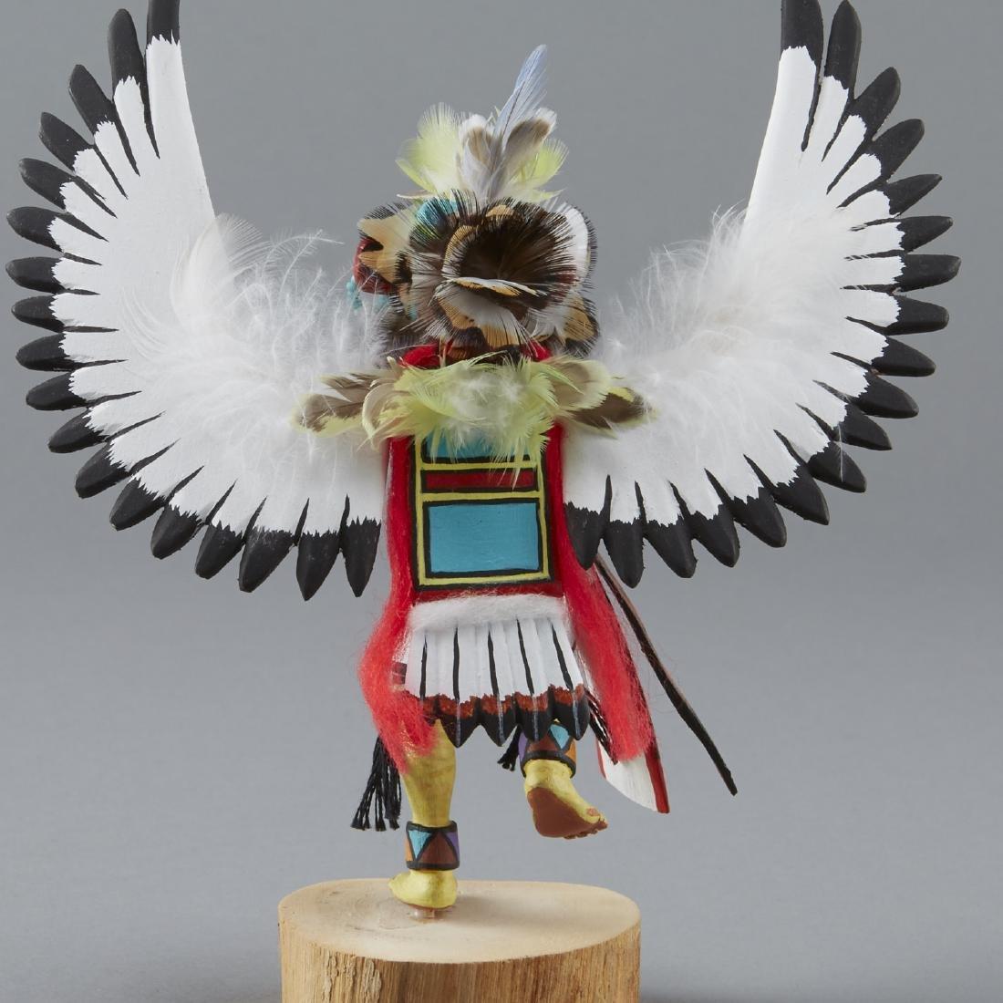Mary Shelton Dancing Eagle Kachina - 3
