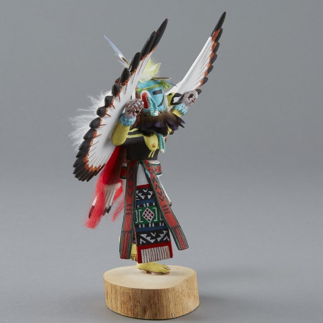 Mary Shelton Dancing Eagle Kachina - 4