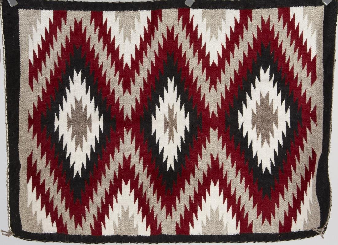 9 Navajo Rugs Tapestry dated 1950 and later