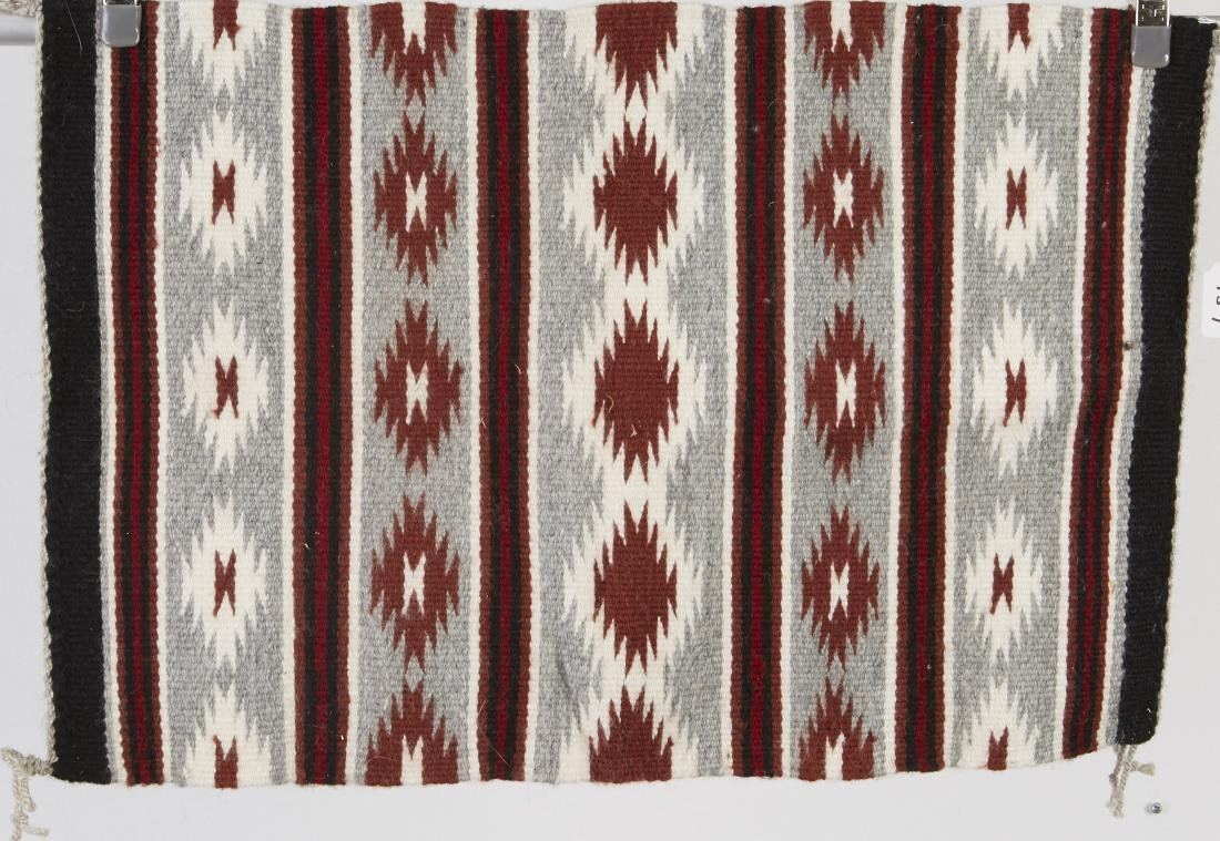 9 Navajo Rugs Tapestry dated 1950 and later - 5