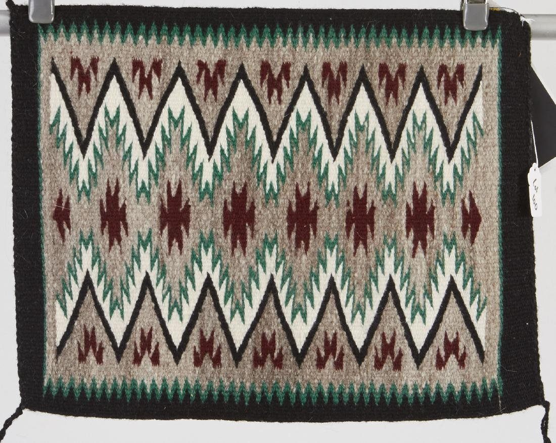 9 Navajo Rugs Tapestry dated 1950 and later - 6