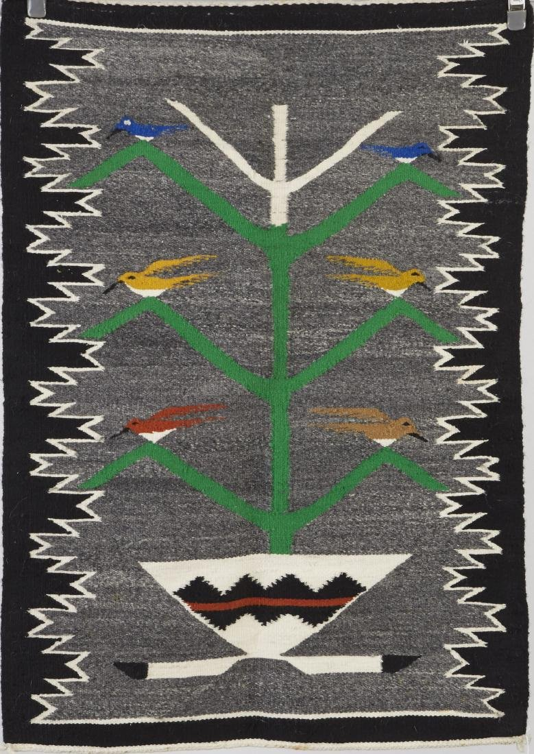 9 Navajo Rugs Tapestry dated 1950 and later - 7