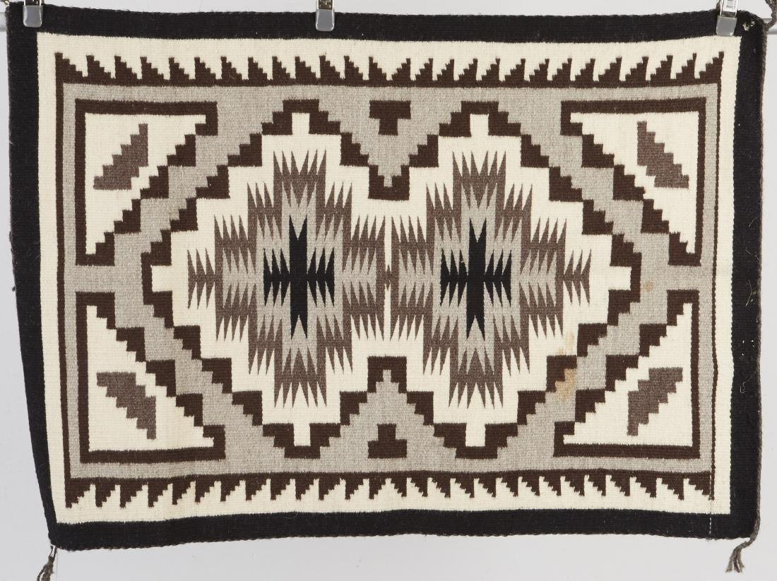 9 Navajo Rugs Tapestry dated 1950 and later - 9