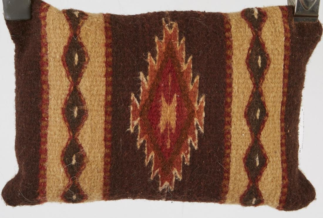 Group of 11 Native American Weavings, Rugs, etc.