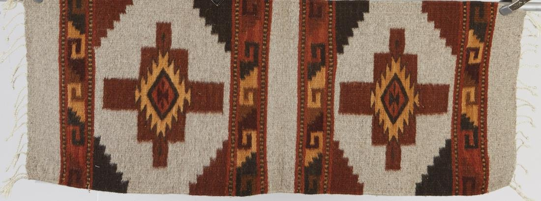 Group of 11 Native American Weavings, Rugs, etc. - 8