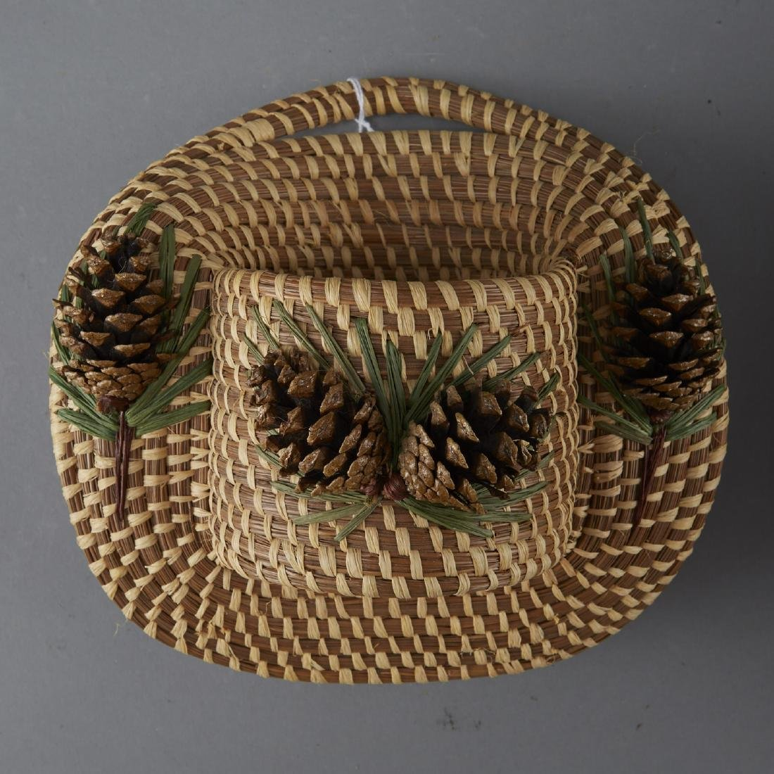 11 Woven Pieces of Native American Origin - 4