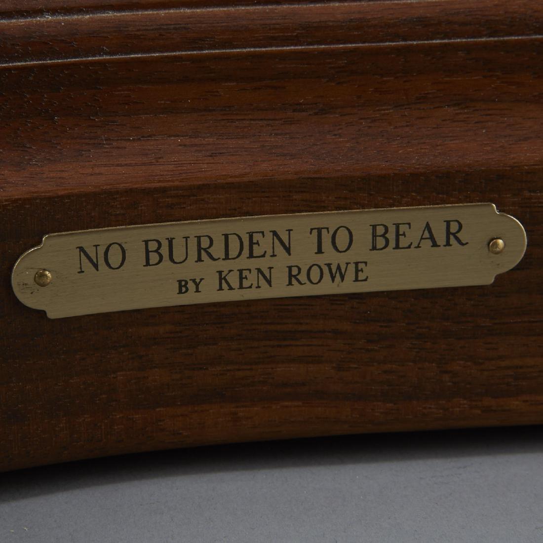 Ken Rowe Bronze Sculpture Bears - 6