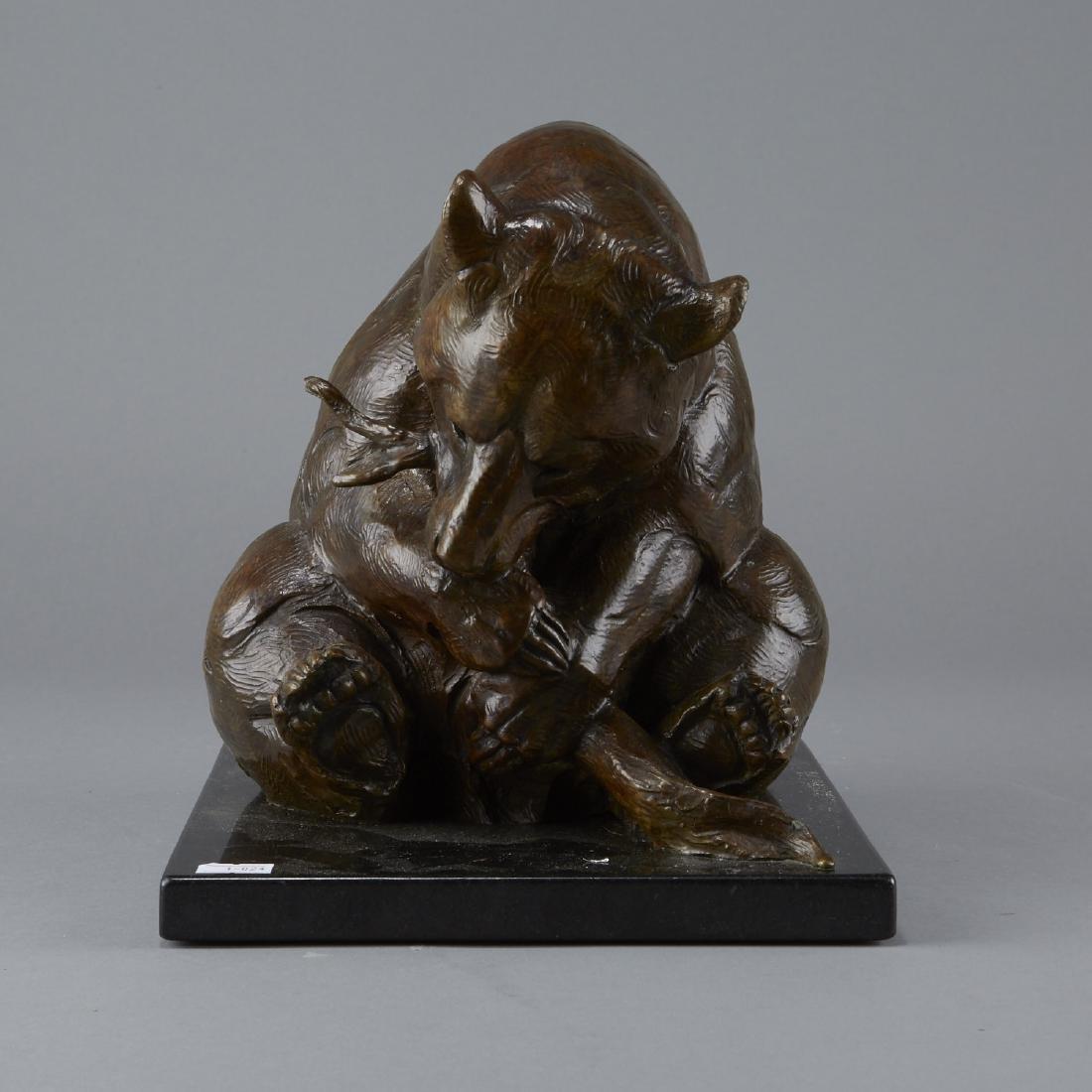 Dan Ostermiller Bronze Sculpture