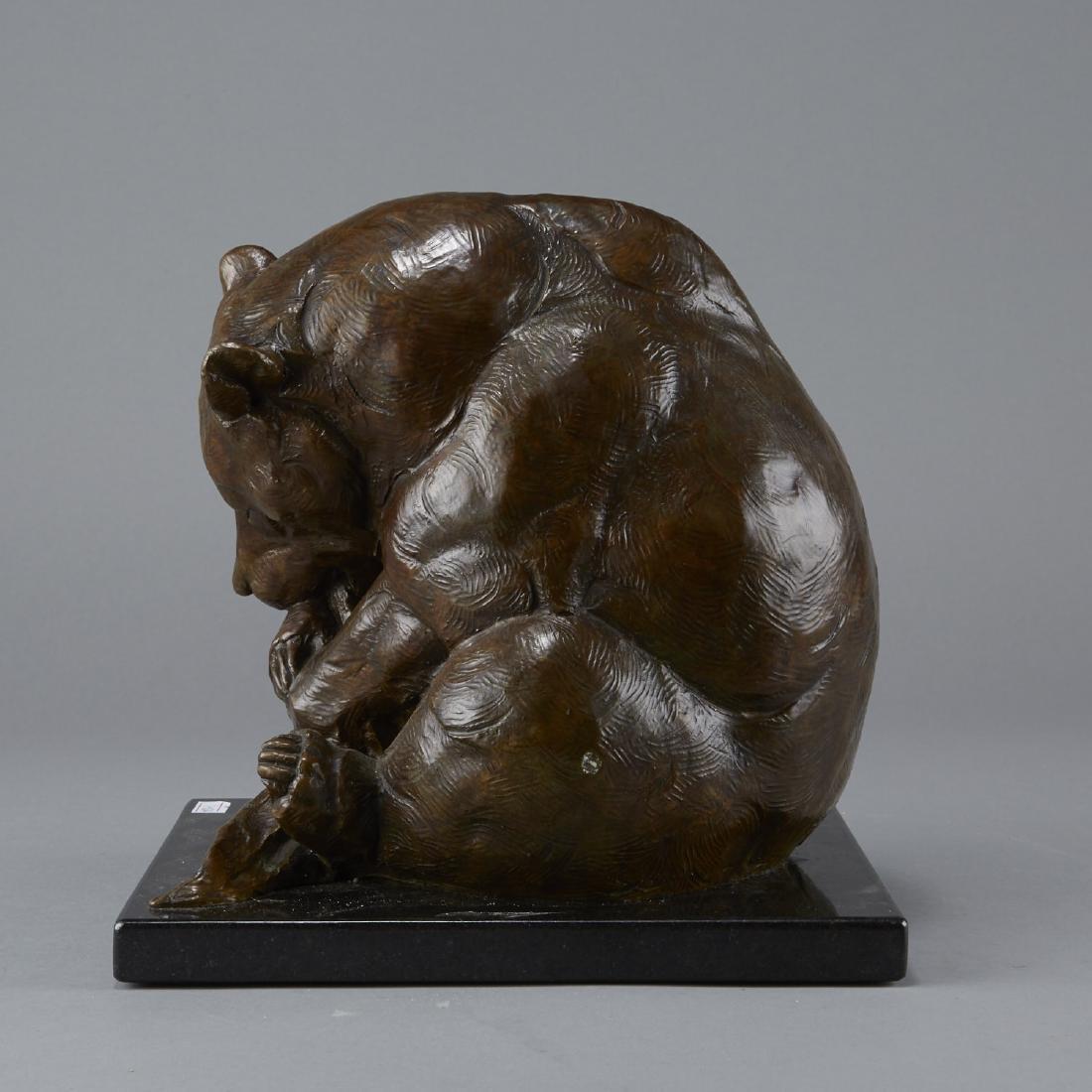 Dan Ostermiller Bronze Sculpture - 2