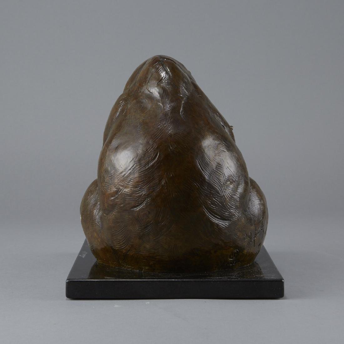 Dan Ostermiller Bronze Sculpture - 3