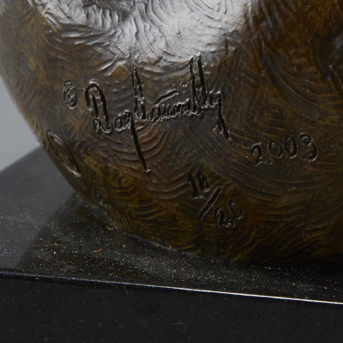 Dan Ostermiller Bronze Sculpture - 5