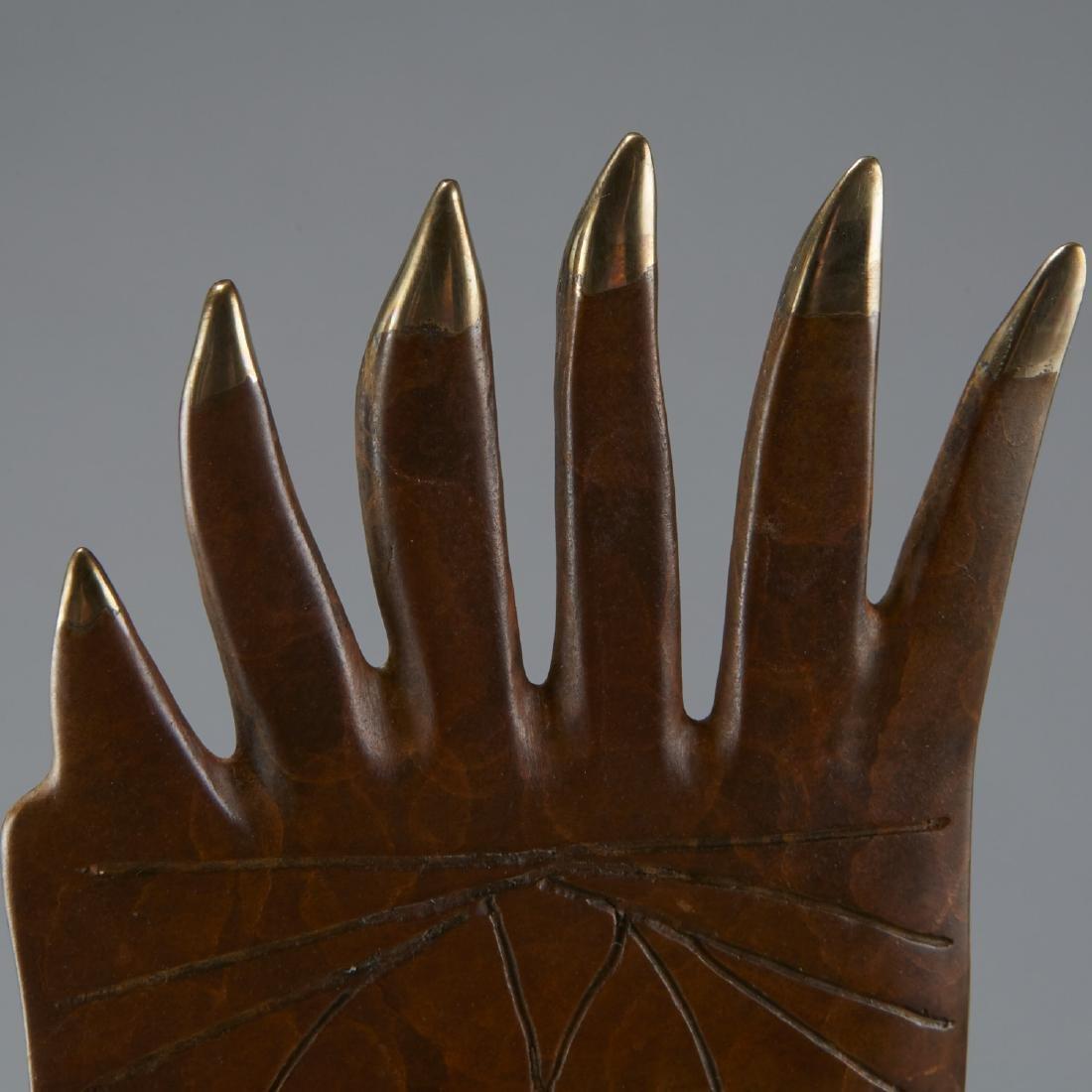 Gene and Rebecca Tobey Bronze Sculpture - 5