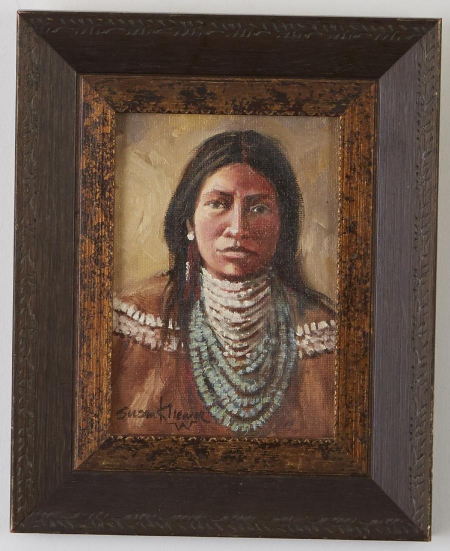 5 Native American Portraits Gray, Kliewer, etc.