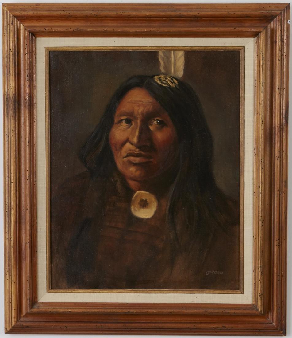 5 Native American Portraits Gray, Kliewer, etc. - 3