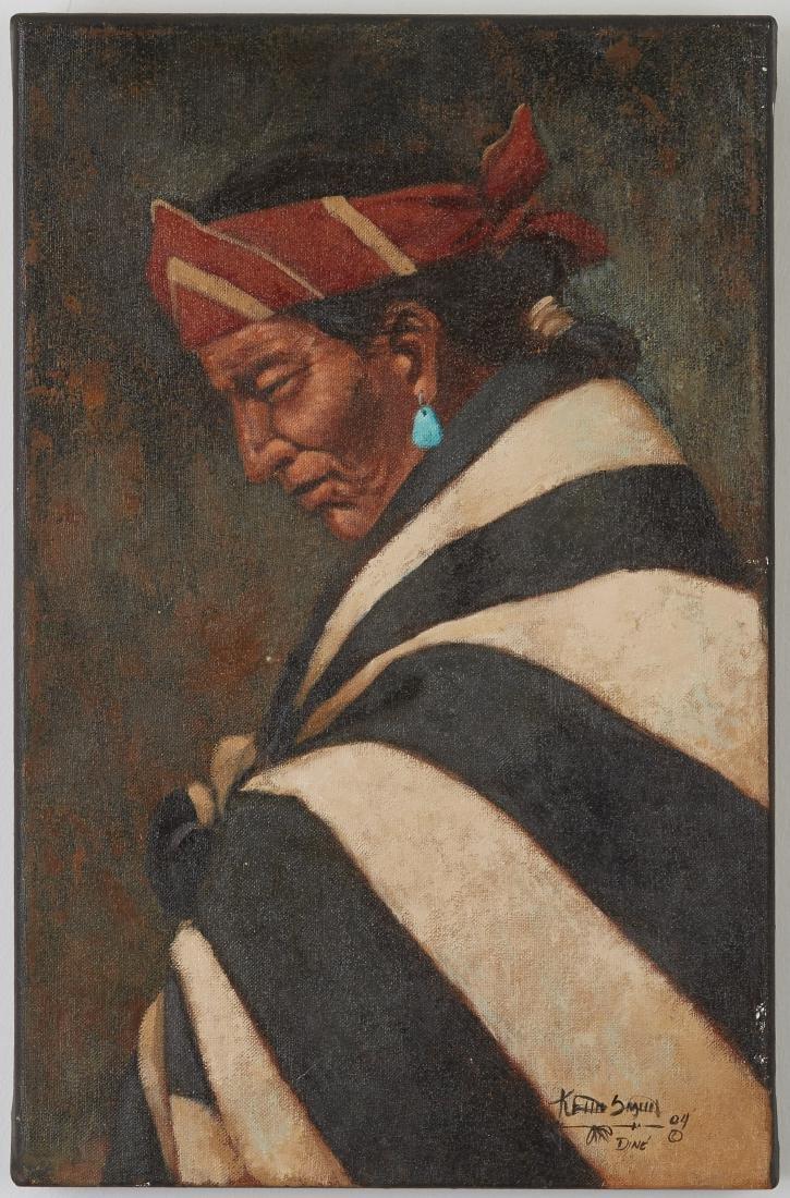 5 Native American Portraits Gray, Kliewer, etc. - 4