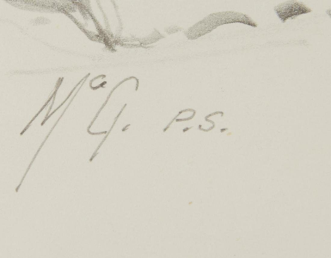R. Brownell McGrew Graphite on Paper Drawing - 3