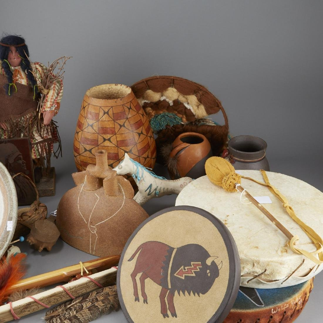 Group of 20 Native American Objects - 3
