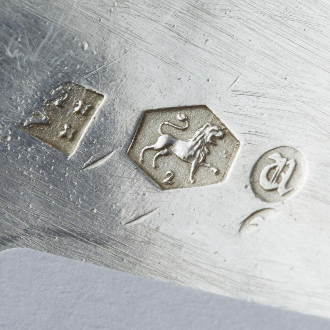 Set of 3 Sterling Silver Baskets - 4