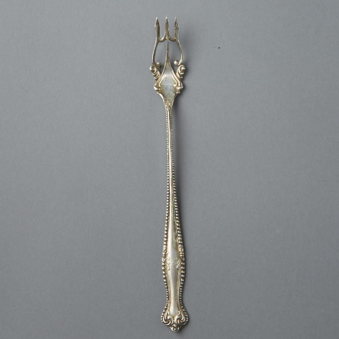 Set of 70 Pieces of Sterling Silver Flatware - 2