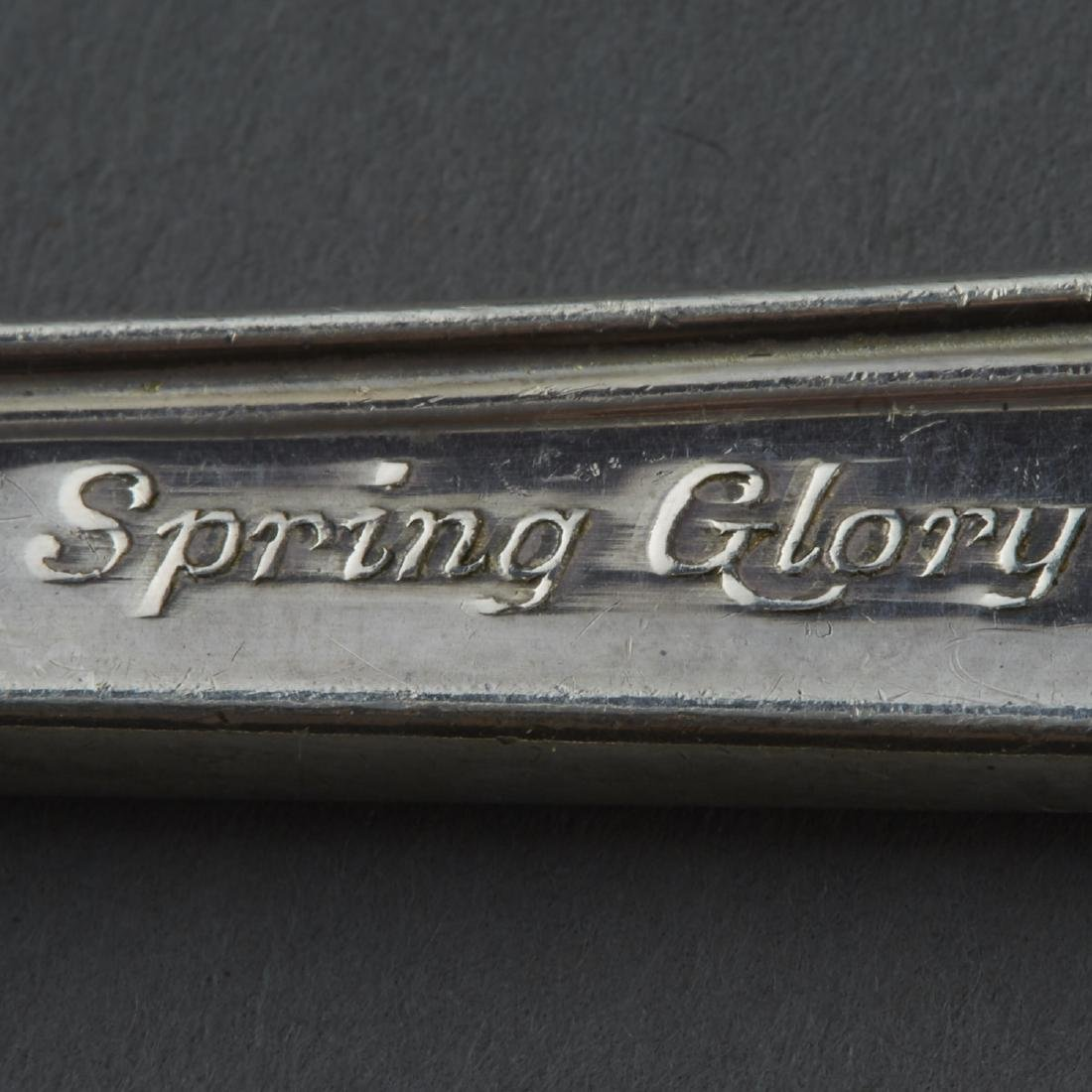 Set of 101 Pieces of Spring Glory Sterling Silver - 5