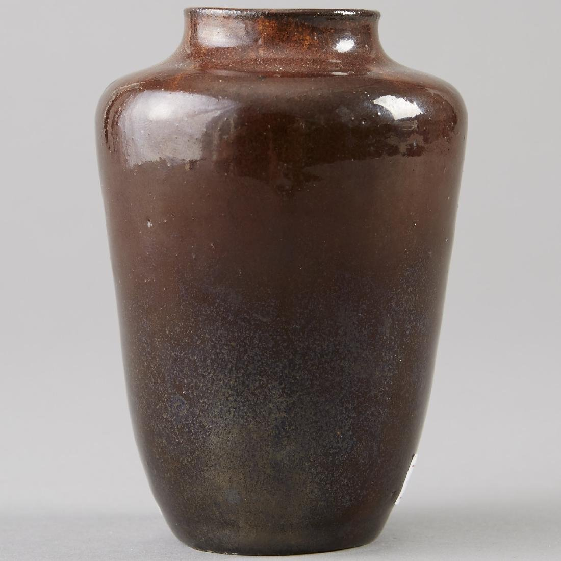 Richard Mutz Brown Vase