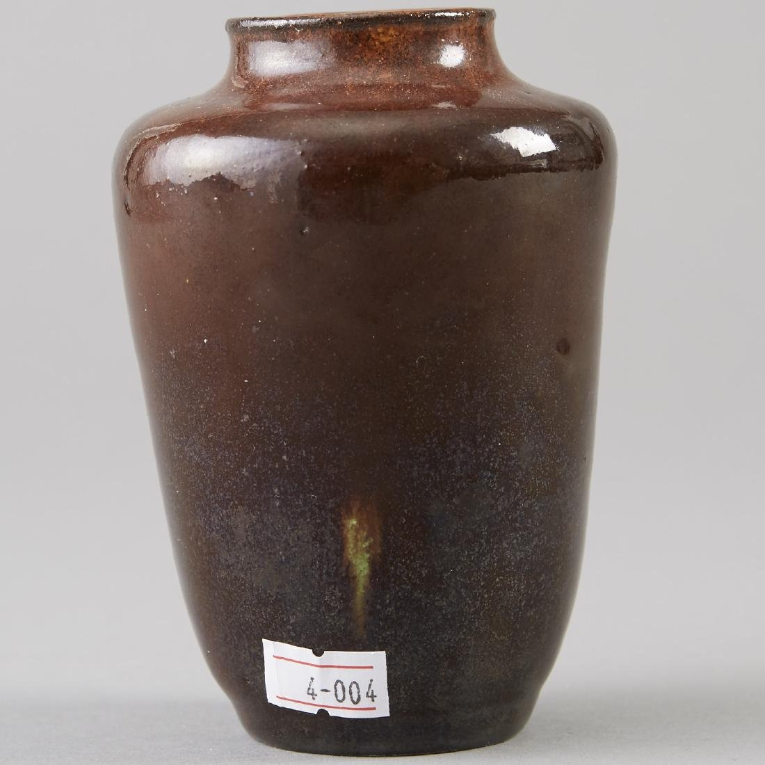 Richard Mutz Brown Vase - 2