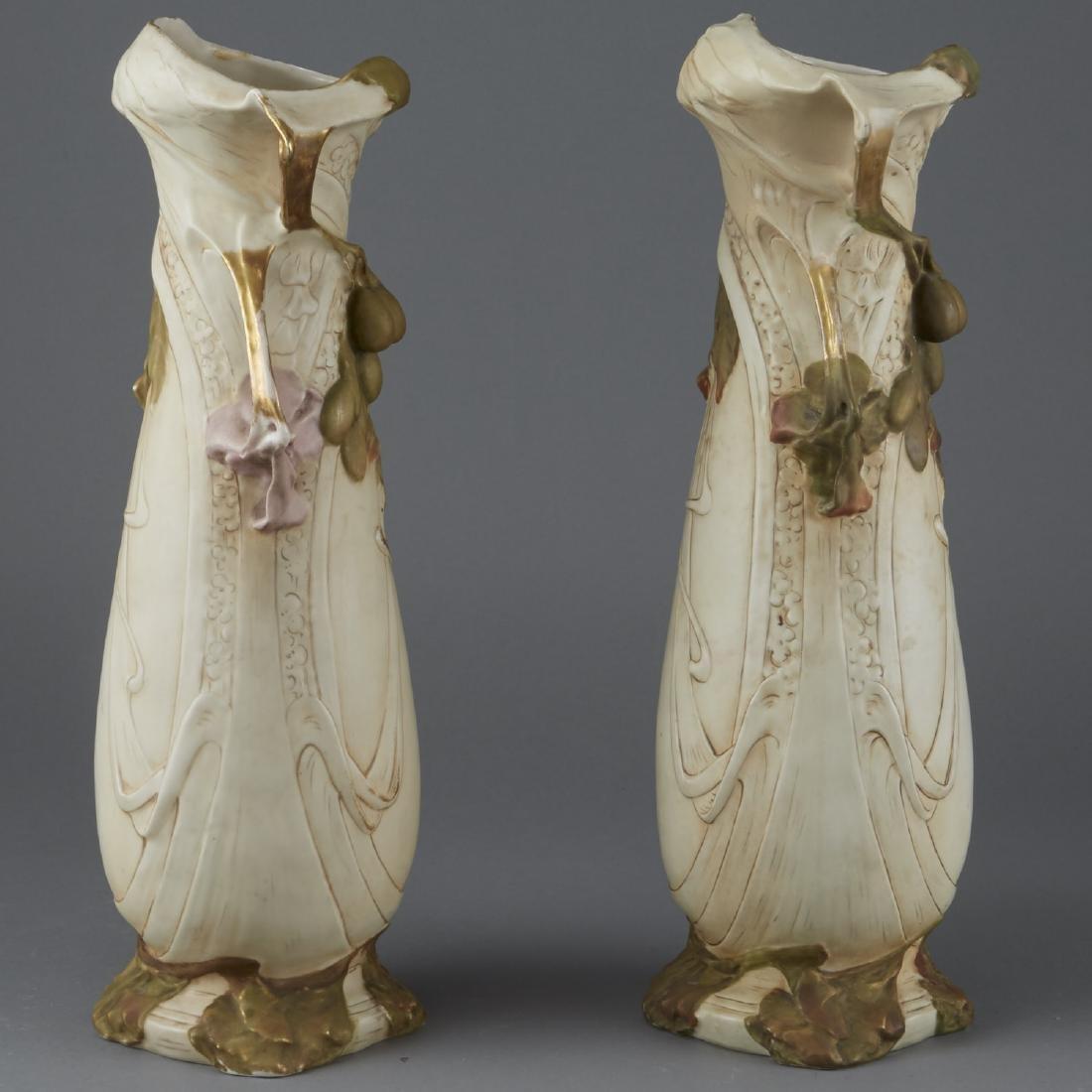 2 Amphora Vases - 4