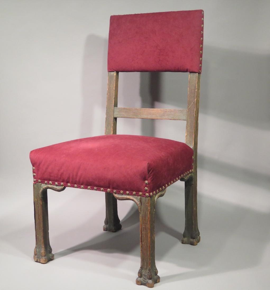 John Scott Bradstreet Chair