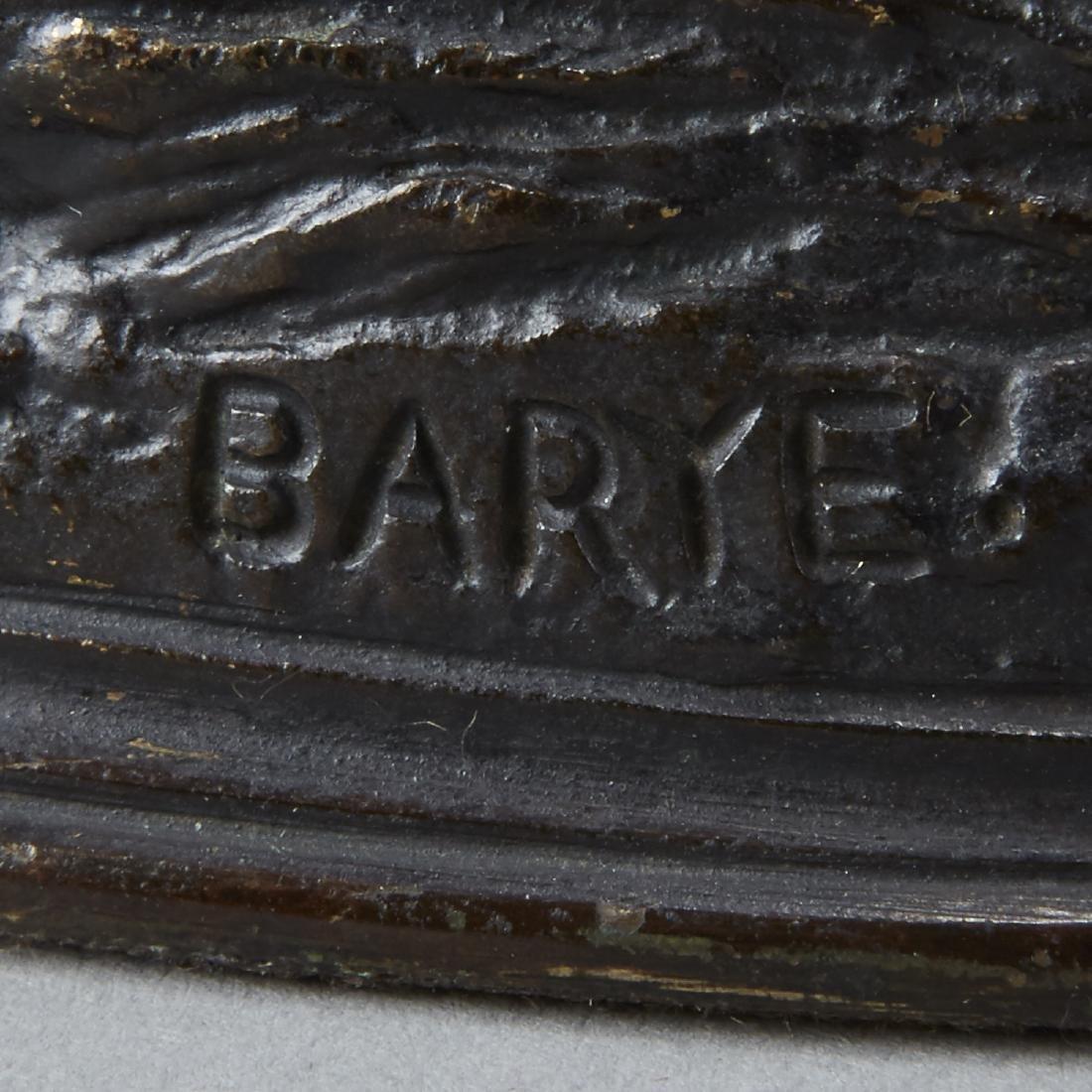 Pair of Barye Bronze Pheasants - 5