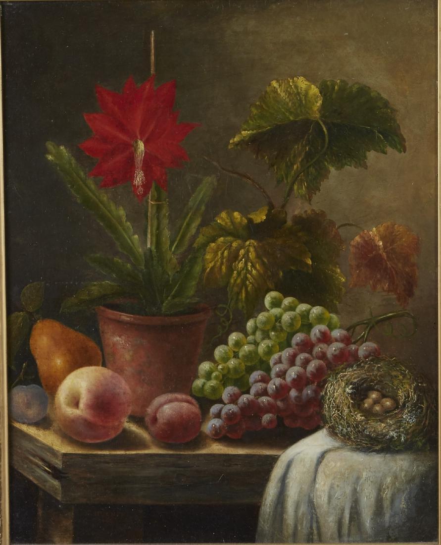 William Hughes Still Life Painting