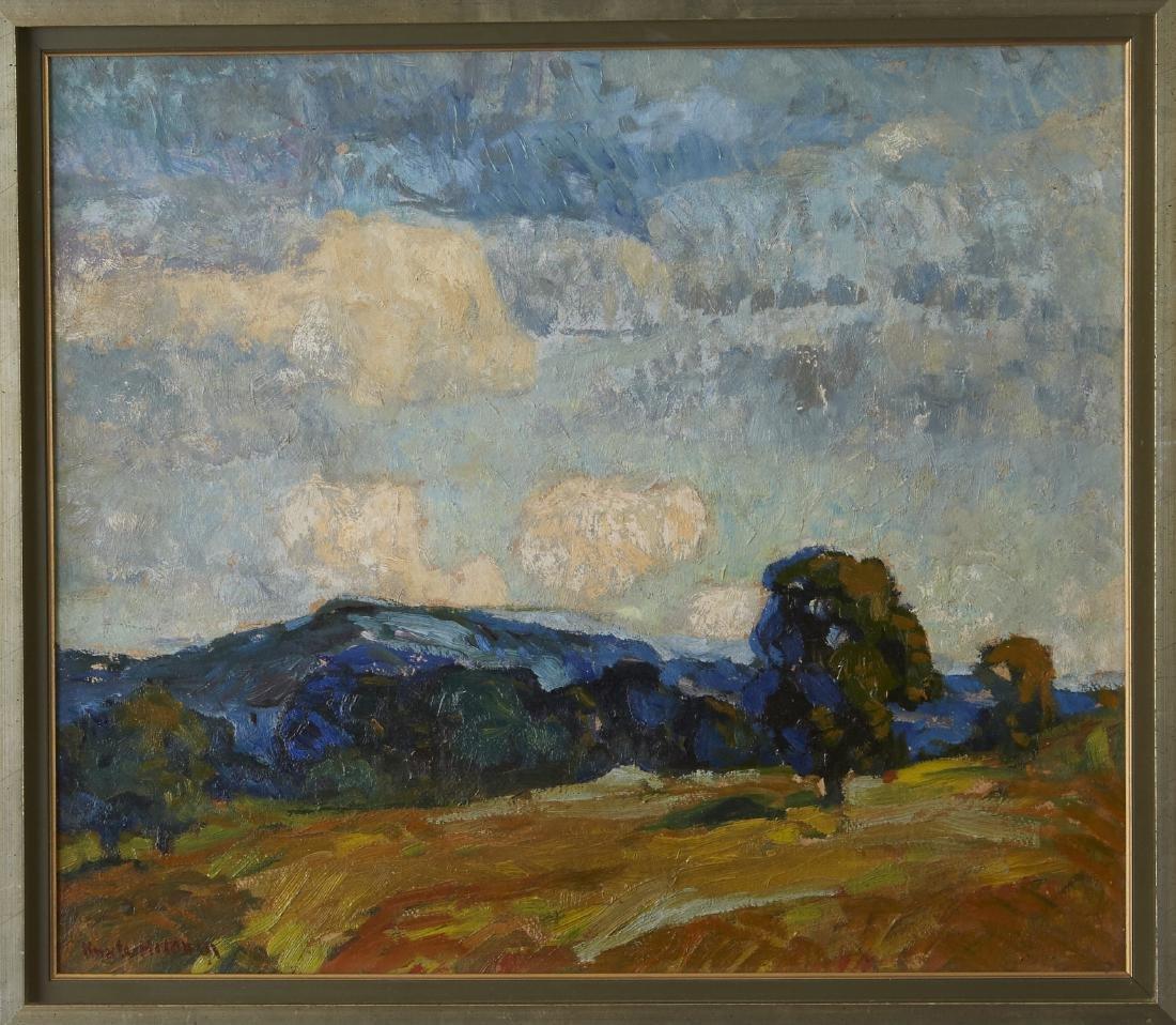 Knute Heldner Landscape Oil Painting - 2