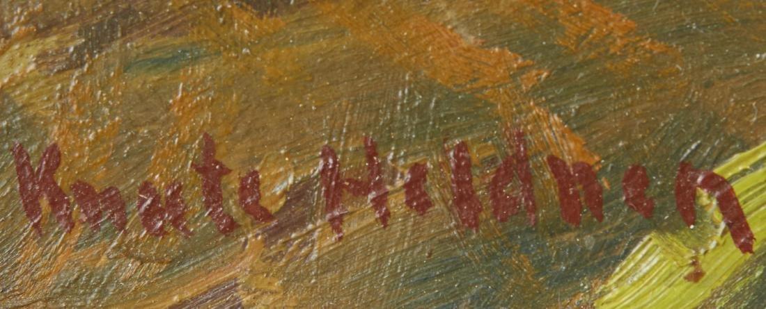 Knute Heldner Landscape Oil Painting - 3