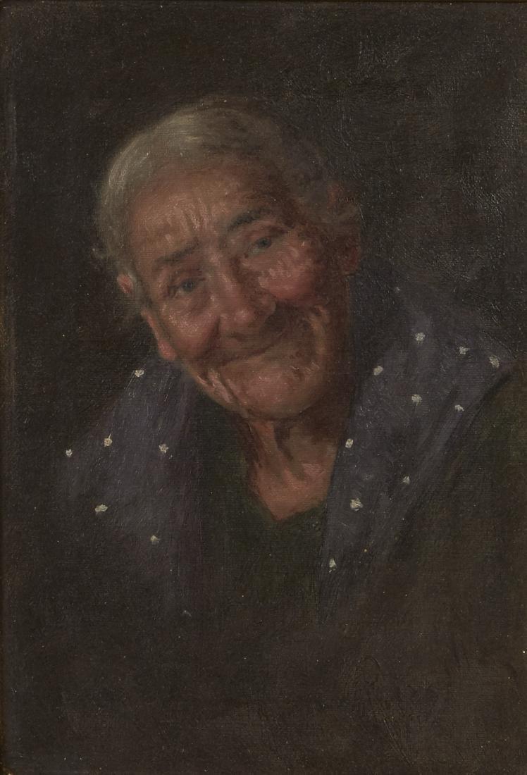 Petrocelli Pair of Oil Paintings - 3