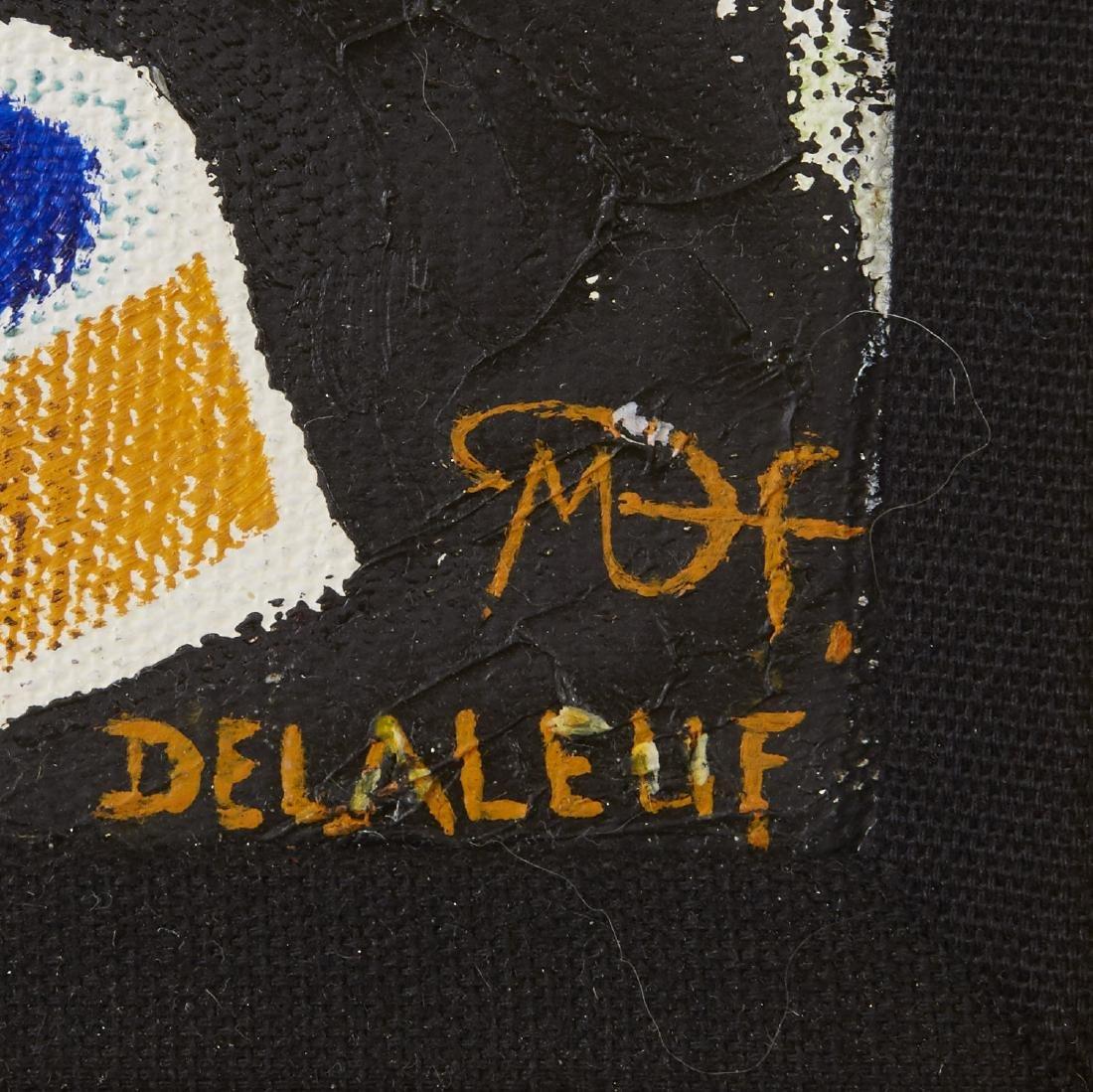 Martine Delaleuf Les Pommes Faraud Oil on Canvas - 3