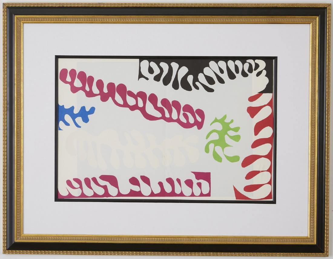 Group of Four Henri Matisse Lithographs - 6