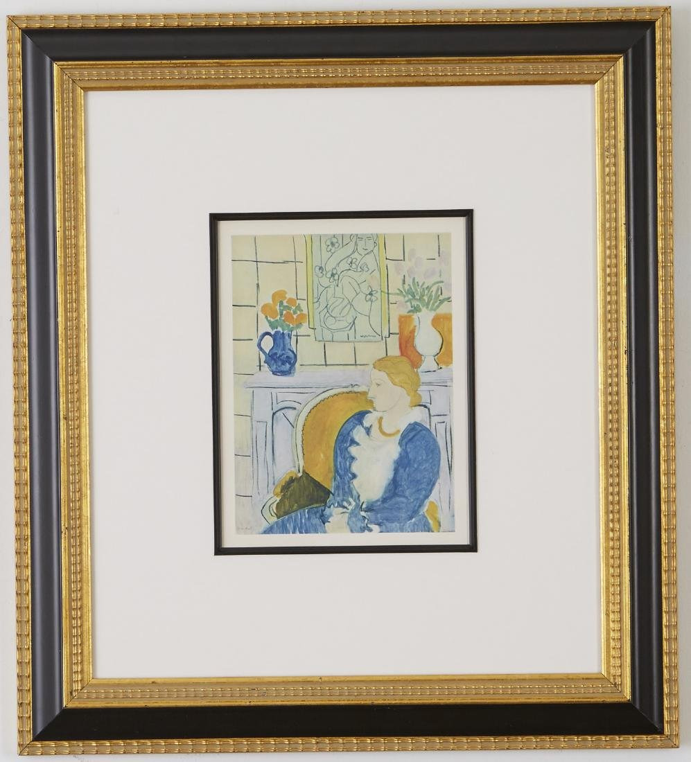 Group of Four Henri Matisse Lithographs - 7