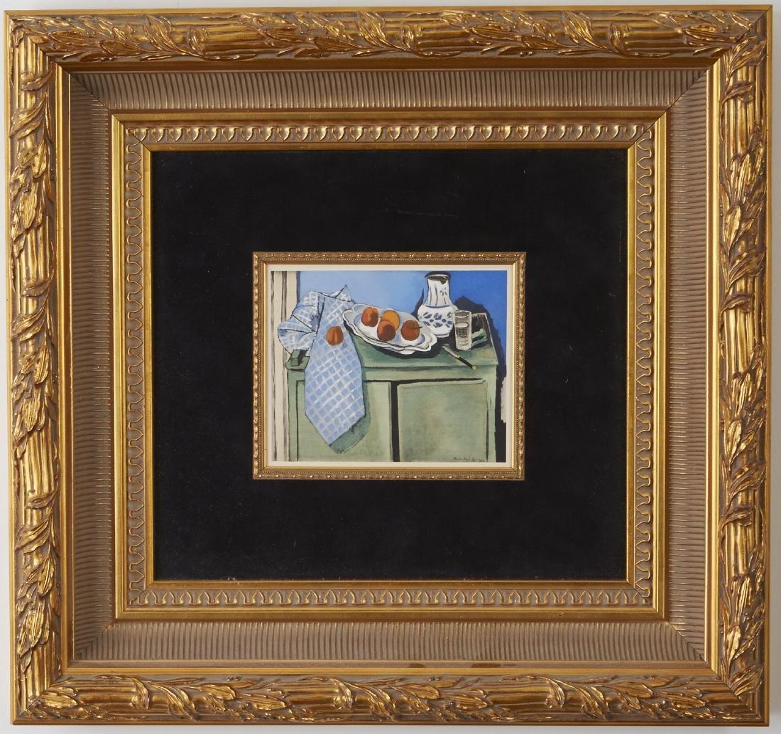 4 Henri Matisse Lithographs